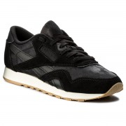 Pantofi Reebok - Cl Nylon Sg BS9569 Black/Chalk