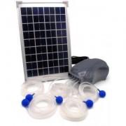 Ubbink Air solar 600 luchtpomp met zonnepaneel