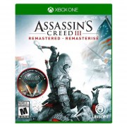 Xbox One Juego Assassin's Creed 3 Remastered
