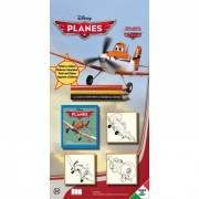 Ty mprint blister 3 timbri disney planes