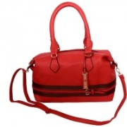 Tanishka Exports Women Red Messenger Bag