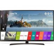 Televizor LED LG 49UJ634V, Smart, 4K Ultra HD, 124 cm, webOS 3.5, Negru