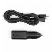 Incarcator auto Targus universal APD39EU USB-C Black