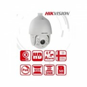 Camera supraveghere Speed Dome IP PTZ 4MP Hikvision - DS-2DE7430IW-AE zoom optic 30x 5.9-177mm IR max. 150m Hi-PoE slot card