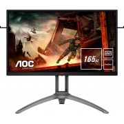 AOC AG273QX Gaming-Monitor (2560 x 1440 Pixel, QHD, 1 ms Reaktionszeit, 165 Hz), Energieeffizienzklasse B