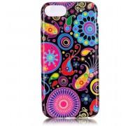 Telefoonhoesje.nl iPhone 7 / 8, Gel hoesje, Color abstract - Geschikt voor: Apple iPhone 7