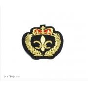 Aplicații termoadezive - coroană (10 buc)