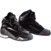 Ixon Bull WP L Dámské moto boty 39 Černá Bílá