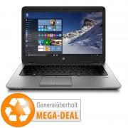 """HP EliteBook 840 G1, 35,6 cm / 14"""",Core i5, SSD (generalüberholt/2.Wahl)"""