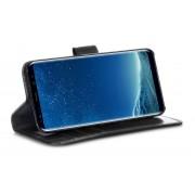 dbramante1928 Copenhagen 2 Leather Wallet Samsung Galaxy S8 Hoesje Black