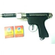 JGG 007 BLACK air gun free 200 pellets