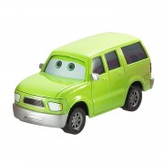 Masinuta Disney Cars 3 Deluxe Charlie Cargo