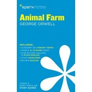 Animal Farm Sparknotes Literature Guide, Paperback/Sparknotes