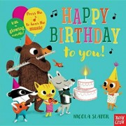 Happy Birthday to You!, Hardcover/Nosy Crow