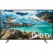 Televizor LED Samsung 55RU7102, 138 cm, 4K Ultra HD, PQI 1400, Dolby Digital Plus (20W), Procesor Quad-core, Smart TV, Wi-Fi, Bluetooth de energie scazuta, CI+, Clasa energetica A, Negru