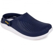 Ziplite Stylish clogs for men( Navy blue)