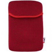 Husa Universala Tableta 7 inch T-Line Pouch Textil Rosu
