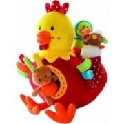 Jucarie bebelusi Minimi Bess Activity Chicken