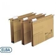 Dosar suspendabil cu burduf 20 mm ELBA Vertic