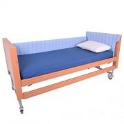 Protections matelassées pour barrières de lit - barrière 200 cm - 96 cm