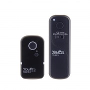 YP-860 II 2.4G Wireless Remote Control Transmitter Receiver Shutter for Canon Sony etc. Camera - S1 Shuttle Cable