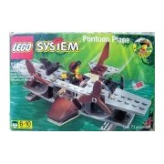 LEGO Adventurers Amazon 5925 Pontoon Plane