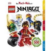 Dorling Kindersley LEGO® NINJAGO® Das Mach-Malbuch