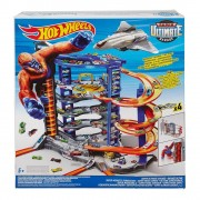 Hot Wheels Pista Hot Wheels Mattel Super Ultimate Garage