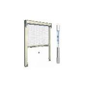 Zanzariera a molla verticale in Kit 100 x 170