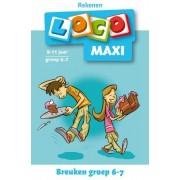 Boosterbox Maxi Loco - Breuken Groep 6/7 (9-11 jaar)