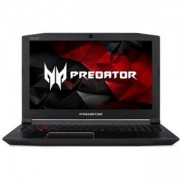 Лаптоп NB Predator Helios 300 PH317-52-79L6, 17.3 FHD IPS Acer ComfyView, Intel Hexa-Core (6 Core) i7-8750H, NH.Q3DEX.013