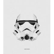 IXXI Stormtrooper wanddecoratie Star Wars-large (140 x 160 cm)