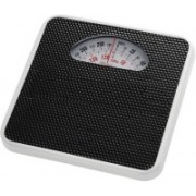 ATOM AL940 Analog Large Size Metal Platform Mechanical Health Monitor Scale With Max Capacity 136Kg Weighing Scale(Black)
