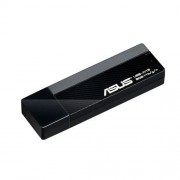 ASUS USB-N13 Wireless-N300 USB Adapter, IEEE 802.11b/g/n USB 2.0 Up to 300Mbps Wireless Data Rates,