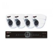 Kamerový systém HD SDI - 4x 1080P kamery + HD SDI DVR 2TB