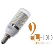 Żarówka E14 LED corn ciepła 4,5W