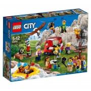 PACK DE MINIFIGURAS AVENTURAS AL AIRE L LEGO 60202