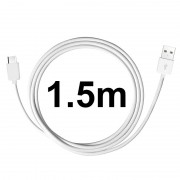 Cabo USB Tipo-C Samsung EP-DW700CWE - 1.5m - Branco