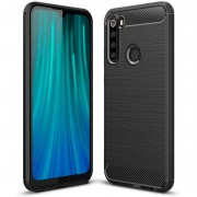 Carcasa TECH-PROTECT TPUCARBON Xiaomi Redmi Note 8T Black