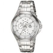 Casio Analog Silver Round Watch -EF-326D-7AVDF (ED337)