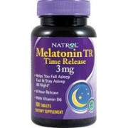 melatonine tr 3 mg - slaap hormoon - 100 tabletten