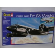 "Revell/Germany ""Focke Wulf Fw 200 Condor"" Plastic Model Kit"