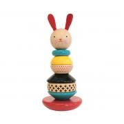 Petitcollage Encajable Bunny Madera