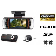 Wideorejestrator DVR1100DU 2 kamery