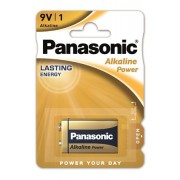 "Elem, 9V, 1 db, PANASONIC ""Alkaline power"""