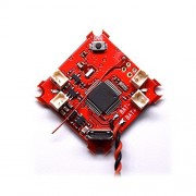 Queen F3 Whoop Flight Controller with Frsky Receiver for Tiny Whoop Blade Inductrix Eachine E010 Micro Mini Nano Quad