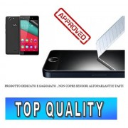 Maxy $$tempered Glass Screen Protector Pellicola Vetro Temprato Wiko Pulp 4g