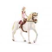 Schleich Figurine horse club sofia et blossom