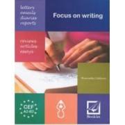 Focus on writing - Manuela Cadaru