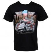 póló férfi - Live To Ride - Hero Buff - HB230